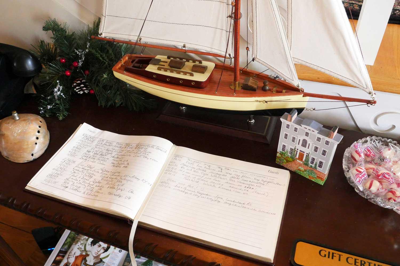 Compass Rose Bed And Breakfast Newburyport